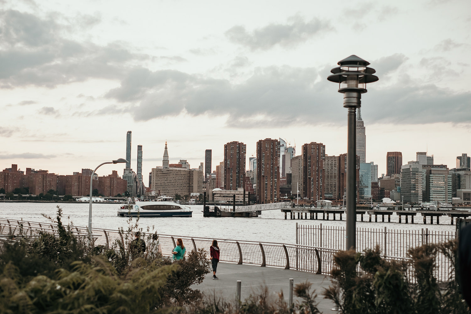 view of WNYC transmitter park